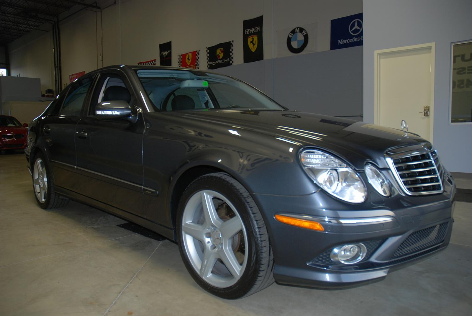used 2009 mercedes benz e350 4matic for sale in saint john nb. Black Bedroom Furniture Sets. Home Design Ideas