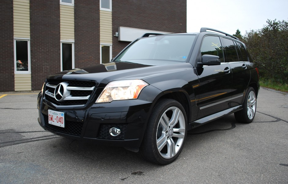 Used 2010 mercedes benz glk350 for sale in saint john nb for 2010 mercedes benz glk350 for sale