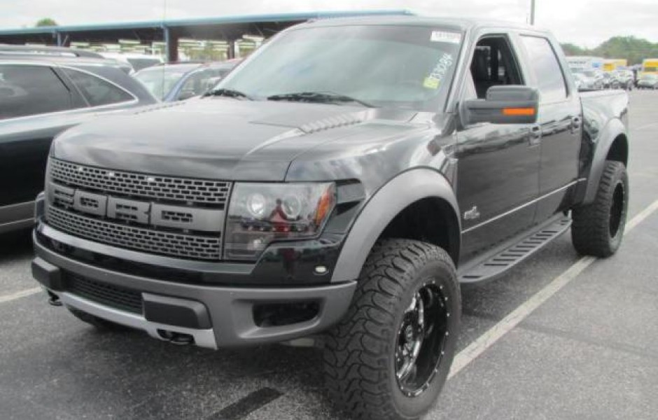 border svt for united edition ford used sale states review capsule raptor patrol