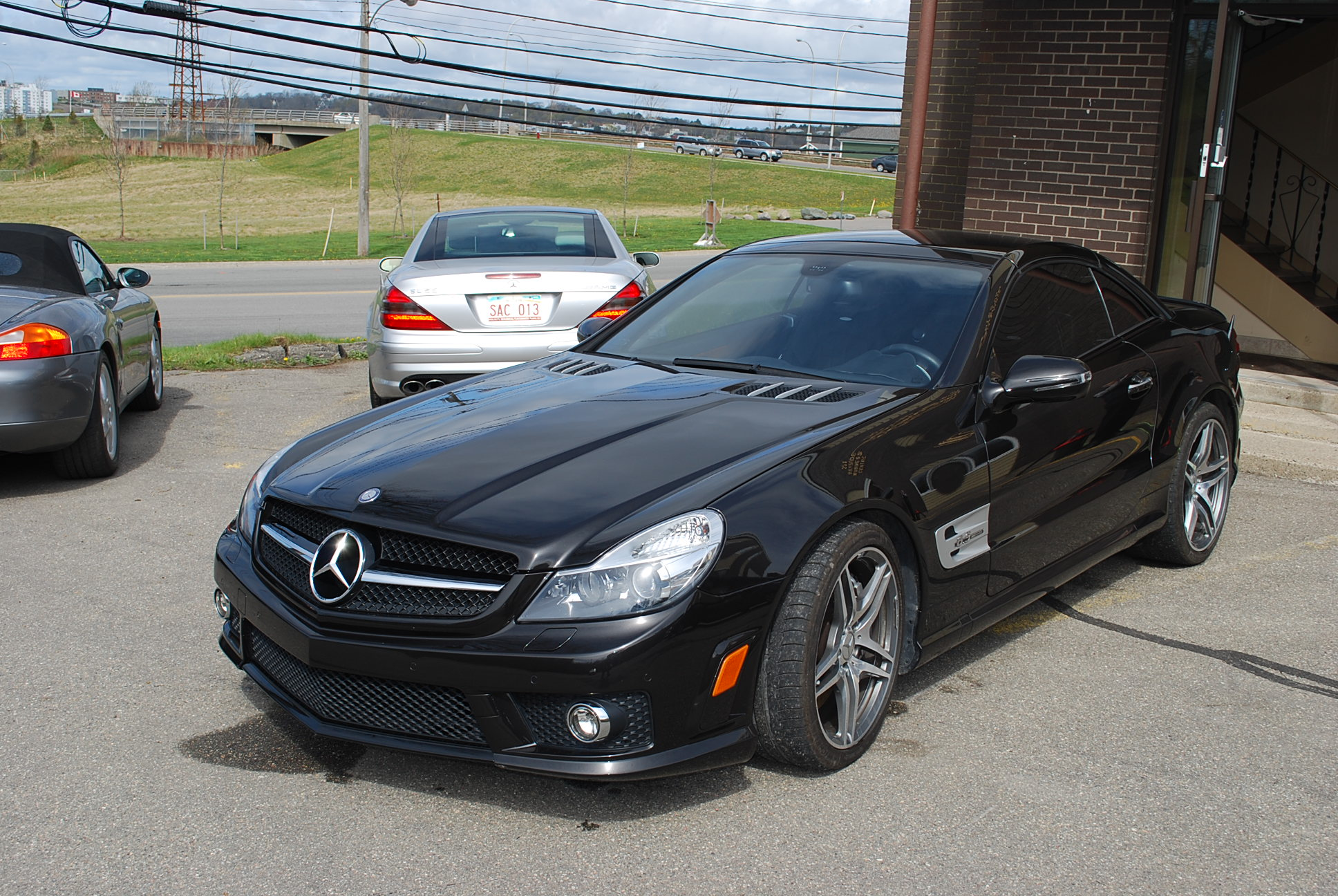 Used 2012 Mercedes Benz Sl63amg For Sale In Saint John Nb