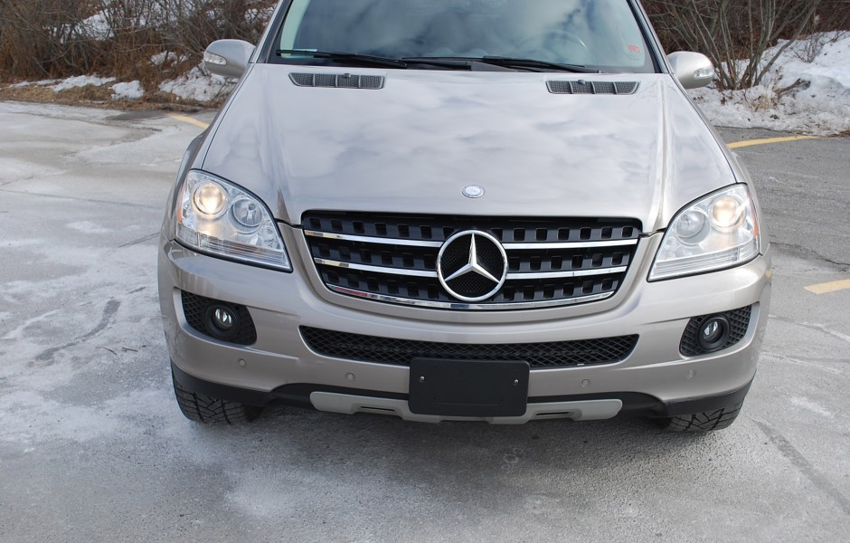 Used 2007 mercedes benz ml350 4 matic for sale in saint for Mercedes benz ml 350 2007