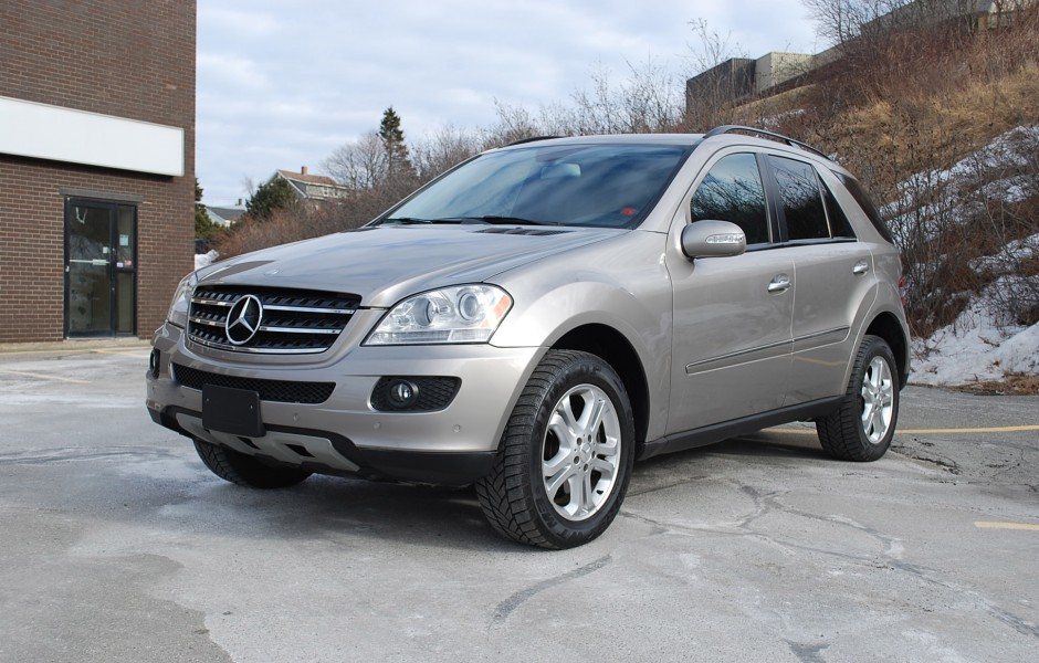 Used 2007 mercedes benz ml350 4 matic for sale in saint for 2007 mercedes benz suv