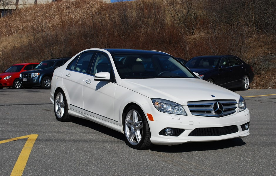 Used 2010 Mercedes-Benz C350 4 Matic for sale in Saint ...