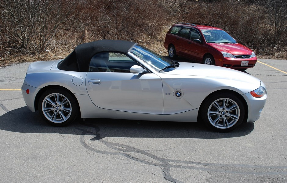 Used 2004 Bmw Z4 3 0 Litre For Sale In Saint John Nb