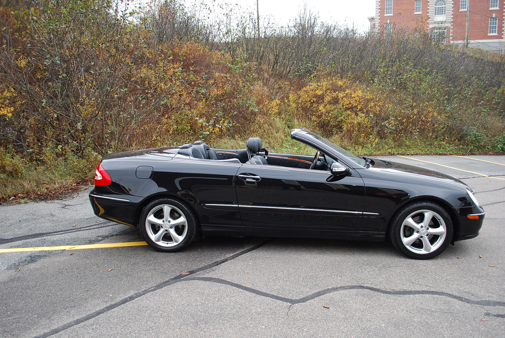 2005 mercedes benz clk320 cabriolet. Black Bedroom Furniture Sets. Home Design Ideas