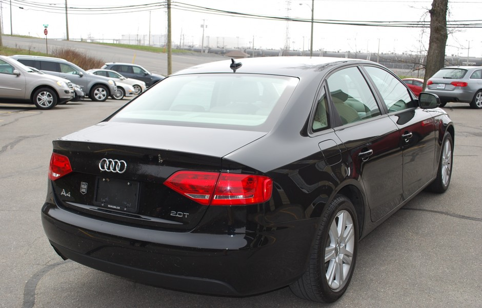 Used 2010 Audi A4 Quattro 2 0t For Sale In Saint John Nb