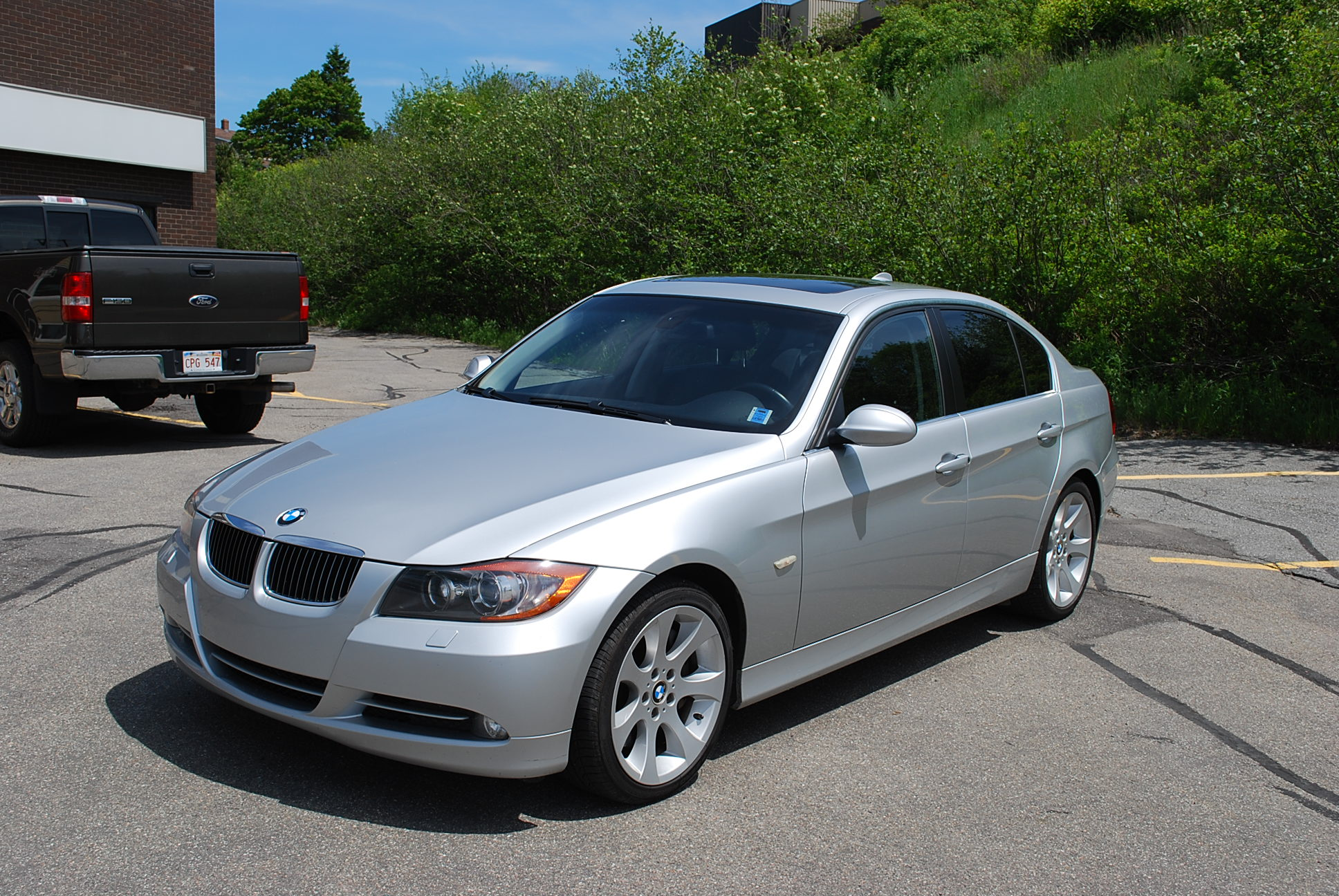 Used 2008 Bmw 335i X Drive For Sale In Saint John Nb