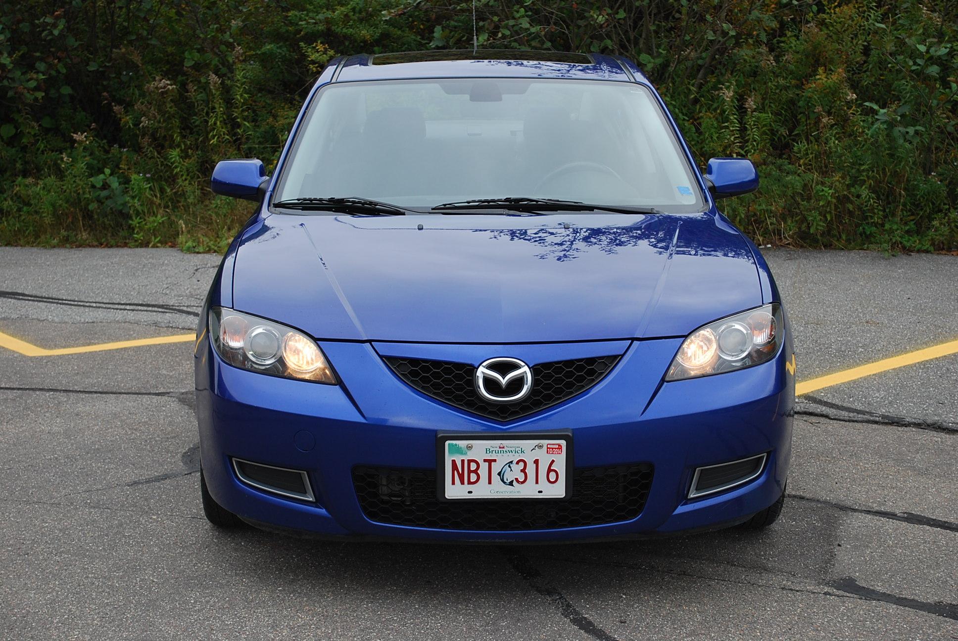 Used 2009 Mazda 3 Gs Sedan For Sale In Saint John Nb