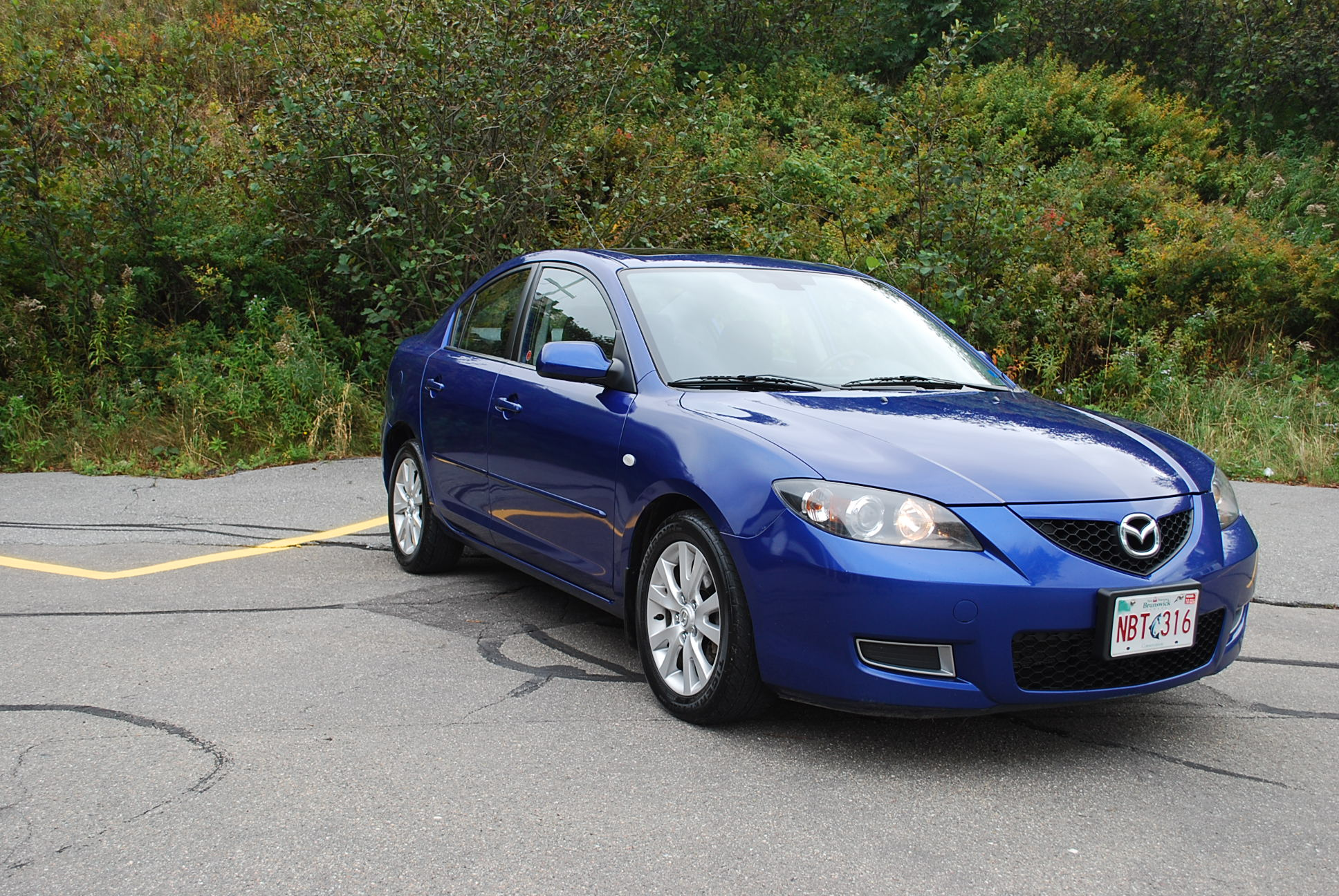 Used 2009 Mazda 3 Gs Sedan For Sale In Saint John Nb