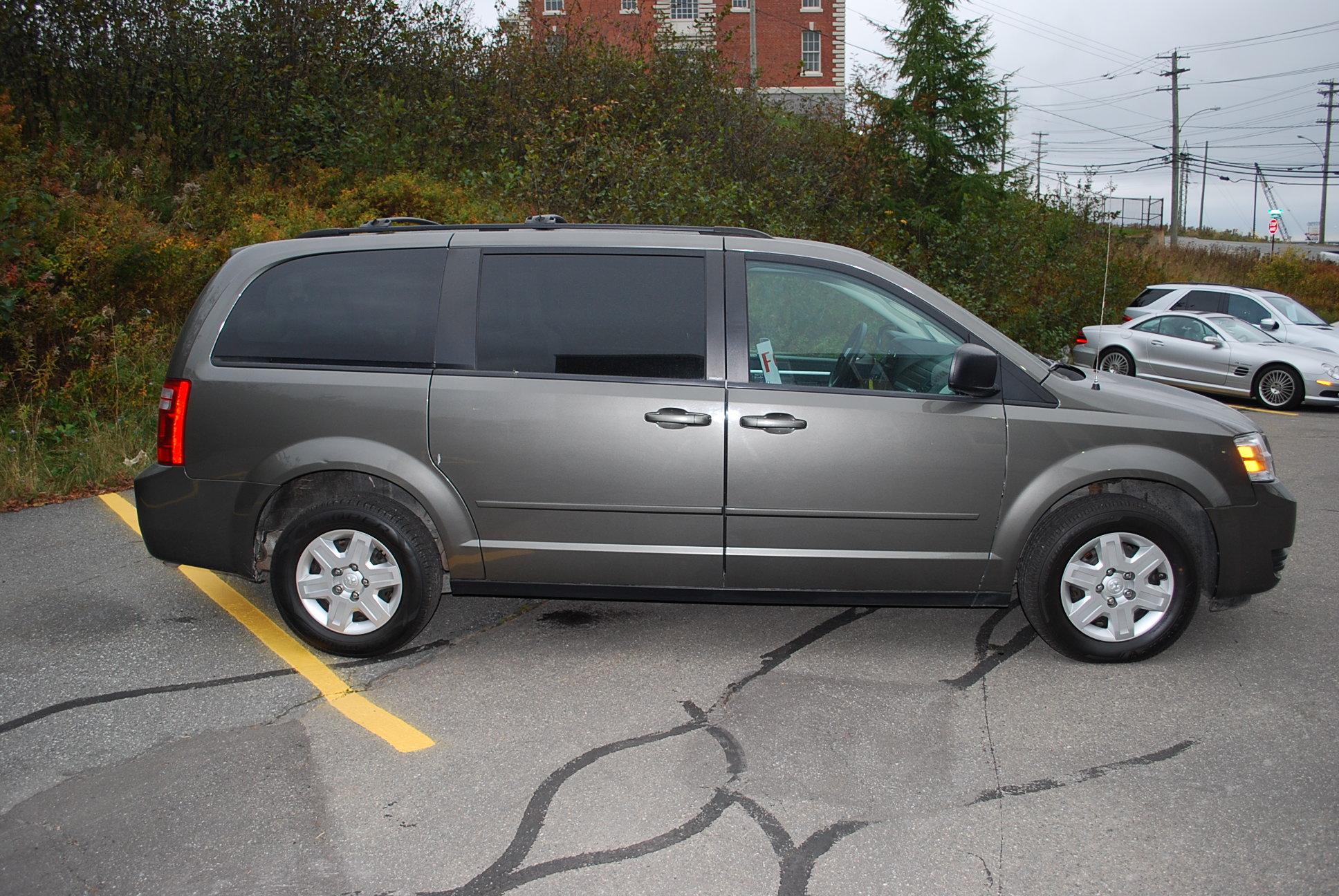 Used 2010 Dodge Grand Caravan Se For Sale In Saint John Nb