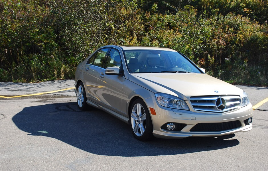 Used 2010 mercedes benz c300 4 matic for sale in saint for Best extended warranty for mercedes benz