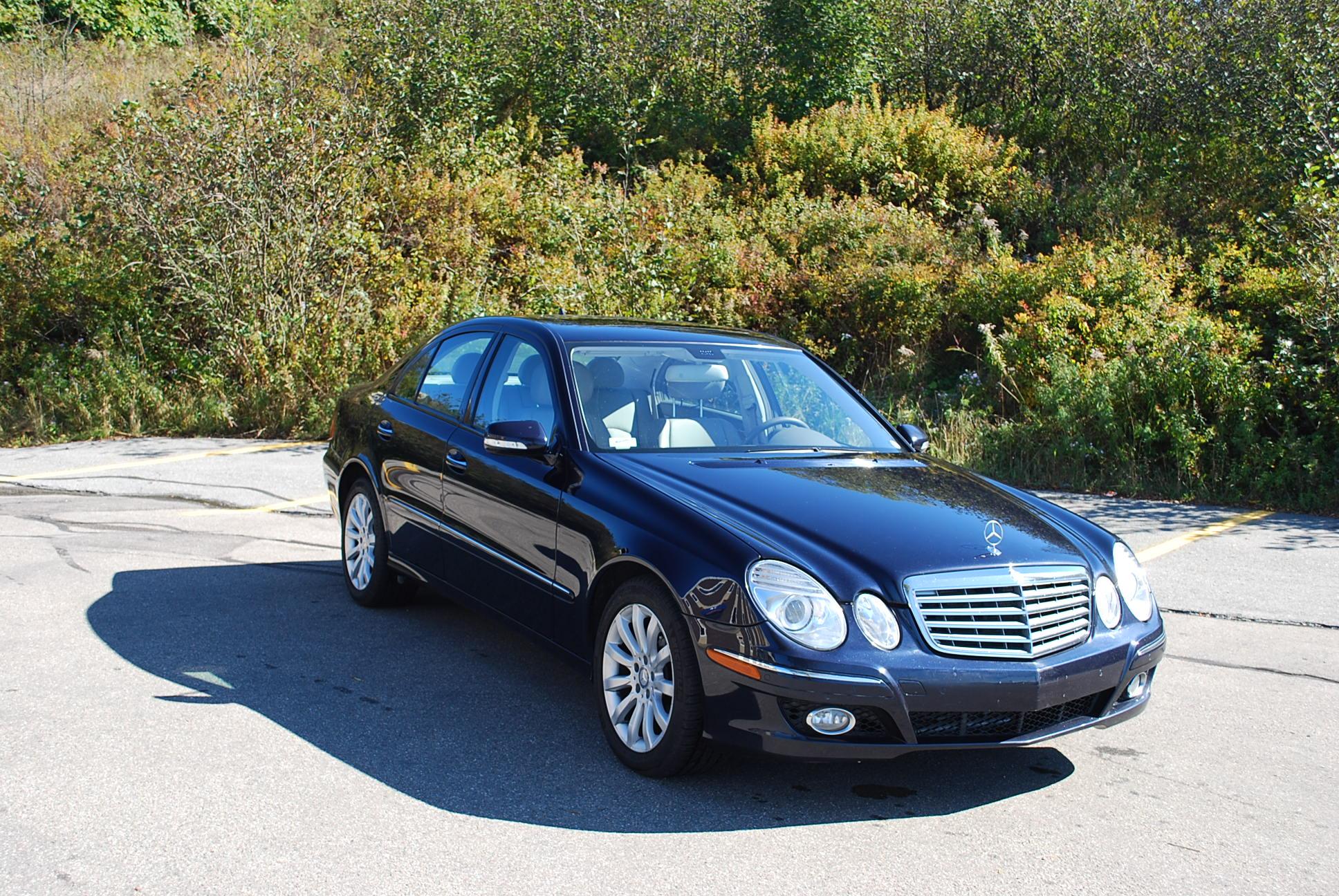 Used 2008 Mercedes Benz E 300 For Sale | Saint John, NB