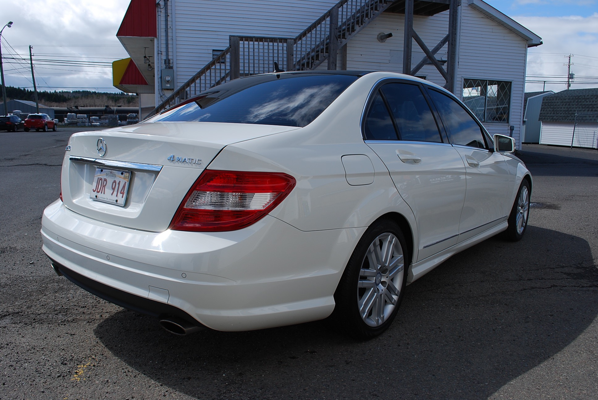 Used 2011 Mercedes C250 4Matic for sale in Saint John, NB
