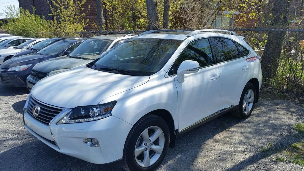 Used 2013 Lexus Rx350 For Sale In Saint John Nb
