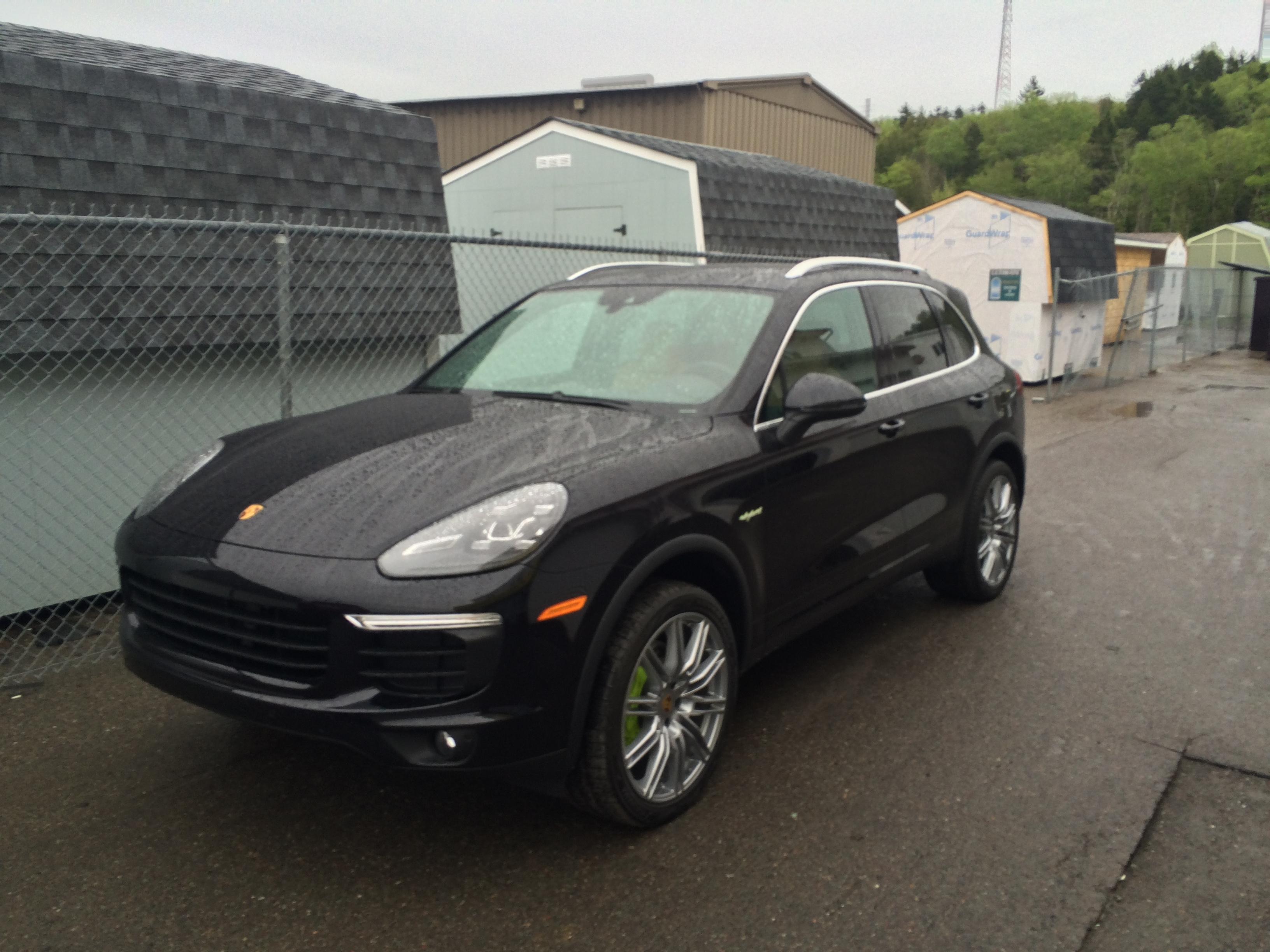 Used 2015 Porsche Cayenne S E Hybrid For Sale In Saint