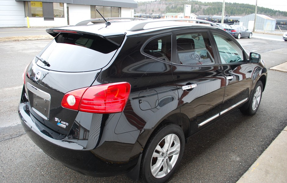 used 2012 nissan rogue sv for sale in saint john nb. Black Bedroom Furniture Sets. Home Design Ideas