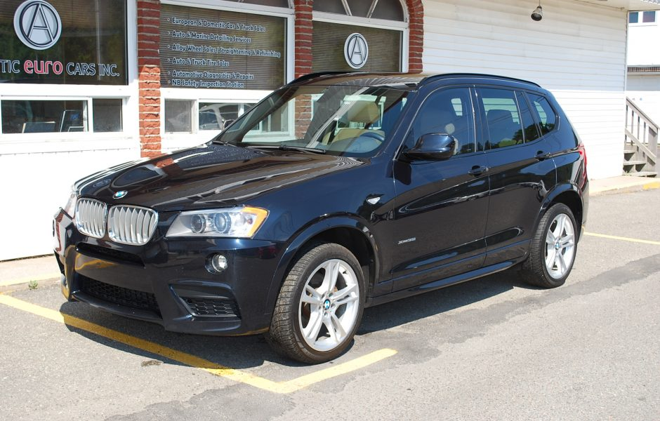 Used 2013 BMW X3 35i M Sport for sale in Saint John NB