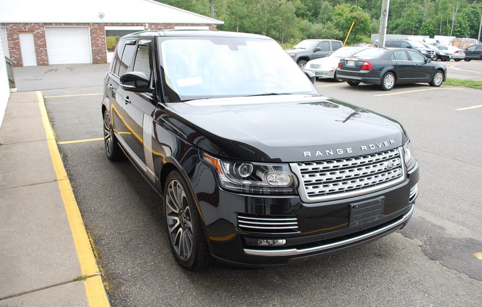 used 2016 range rover v8 autobiography supercharged for sale in saint john nb. Black Bedroom Furniture Sets. Home Design Ideas