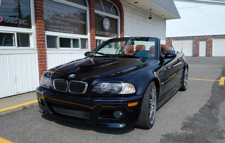 Moncton Car Auction >> Used 2006 BMW M3 Cabriolet for sale in Saint John, NB
