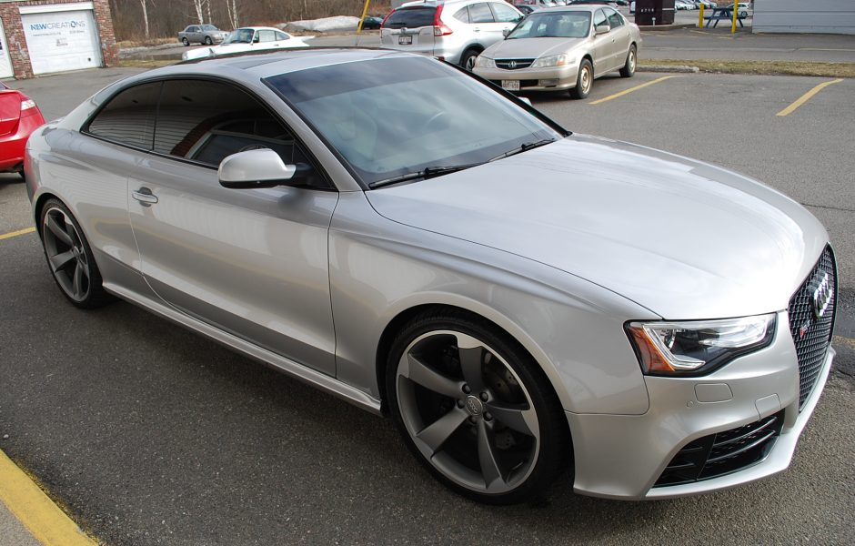 Used 2014 Audi RS5 Coupe for sale in Saint John, NB