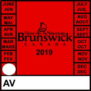 January 2019 Motor Vehicle Inspection MVI New Brunswick